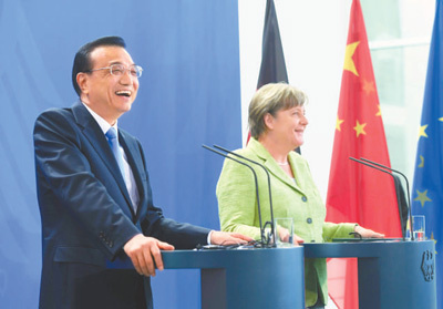 Xi's visit expected to raise China-Germany ties: ambassador