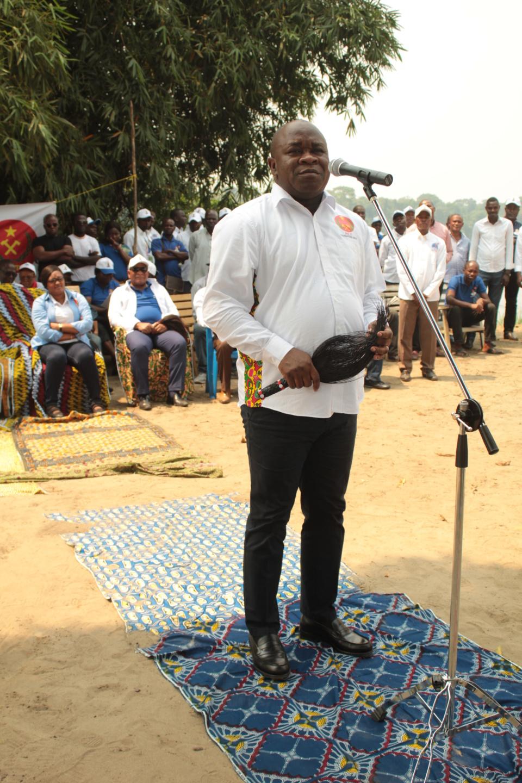 Congo Brazzaville : Raoul OMINGA de l'ambition de développement à l'engagement politique