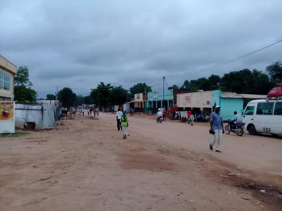 La ville de Moundou. Alwihda Info