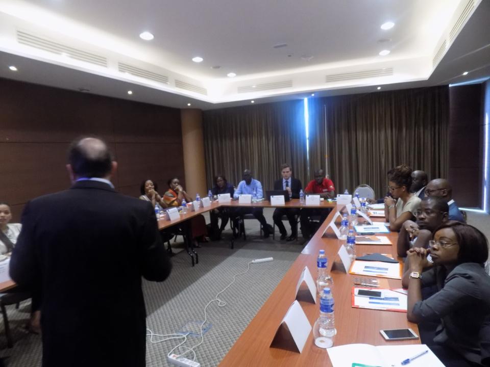 Côte d'Ivoire / Prise de parole en environnement multiculturel : Une quinzaine de cadres d'entreprises publiques et privées formées