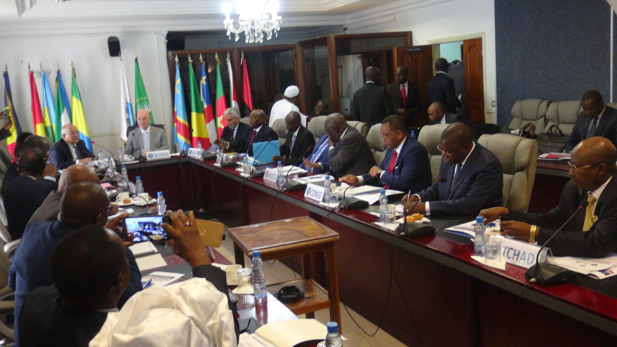 Gabon : Le ministre tchadien de la sécurité a pris part à une réunion de réconciliation en RCA