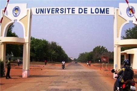 Université de Lomé. Crédits : univ-lome.tg