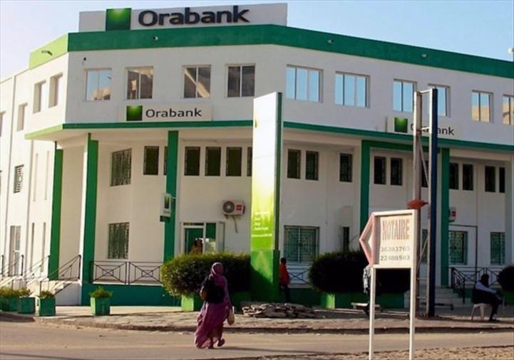 Orabank au Togo. Crédits : /