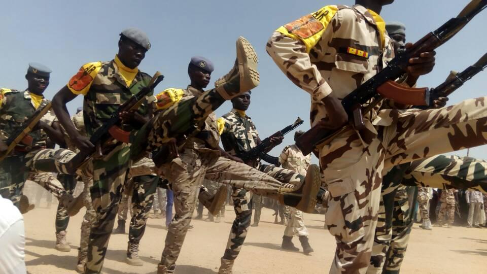 57ans d'indépendance du Tchad : En images, les défilés militaires du 11 août