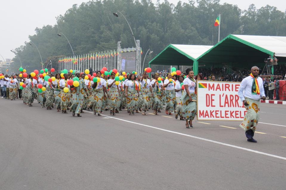 Fête du 15 août 2017 à Brazzaville : un défilé militaire et civil sous le signe de la sobriété