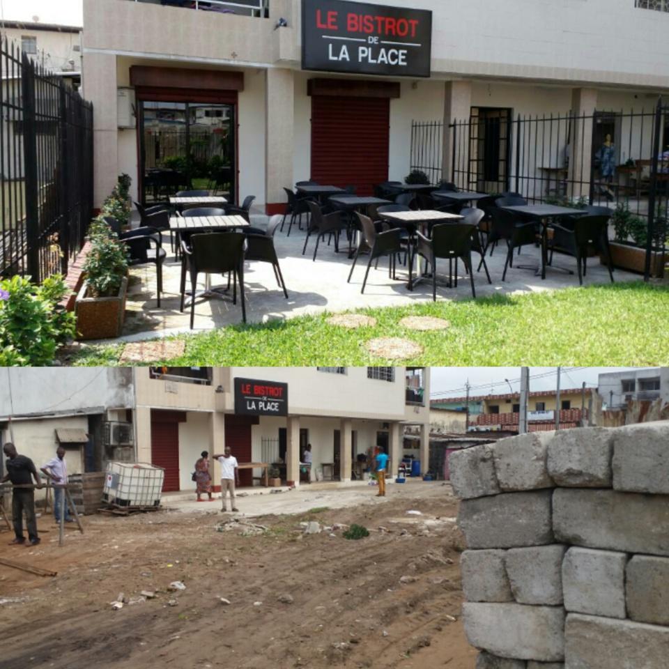 Côte d'Ivoire: Le siège de la délégation ivoirienne du Conseil des échansons de France détruit en partie