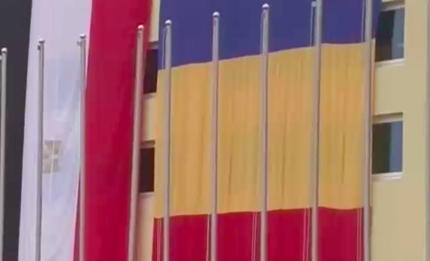 Le Président égyptien entame la 4ème étape de sa tournée africaine au Tchad