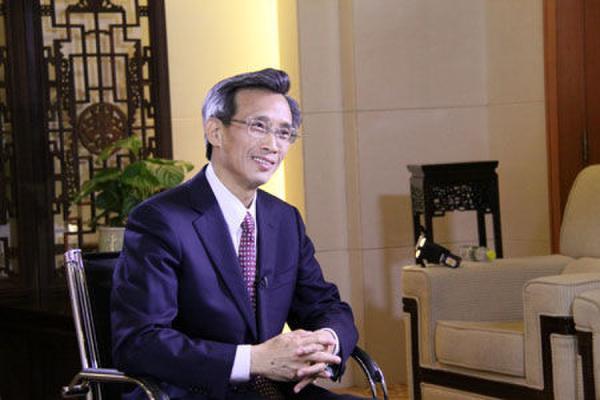 Lin Songtian, chinese ambassador