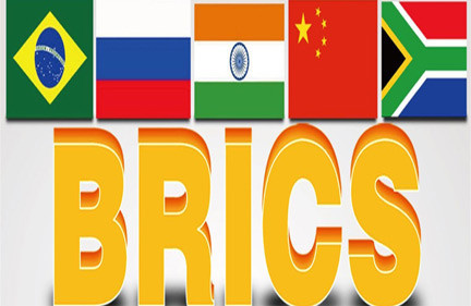 China's first seven months of foreign trade volume with BRICS countries up 32.9 pct