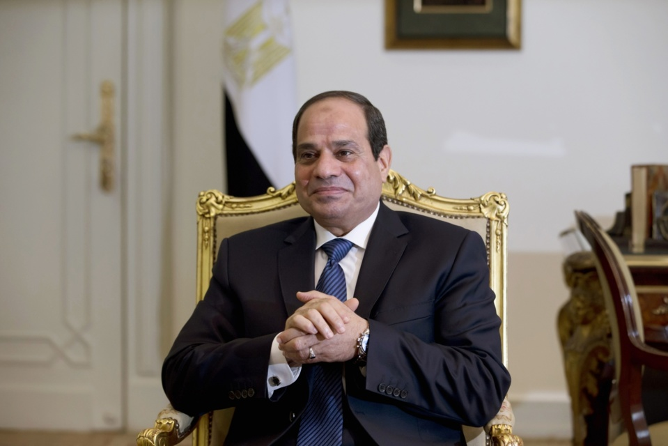 BRICS bloc carries great political weight on world stage: Egyptian President