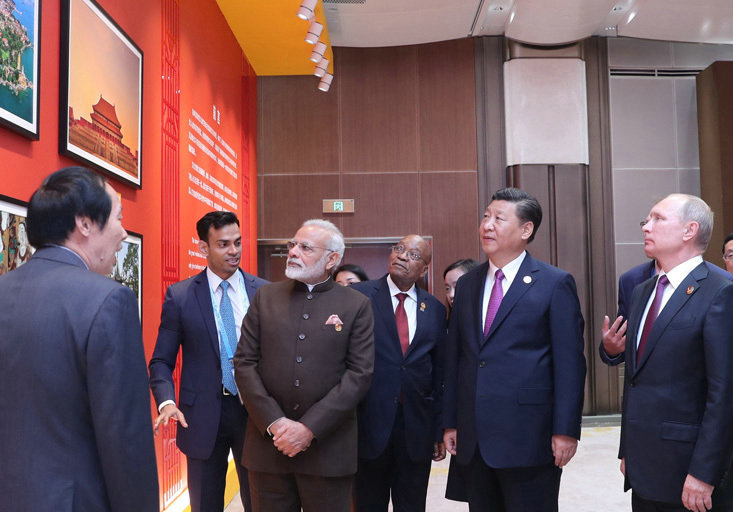 Connectivity brings more benefit to BRICS people