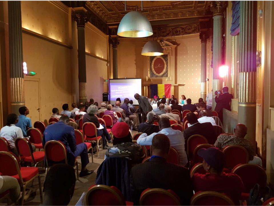 Table-ronde avec les partenaires du Tchad et alter-conférence à Paris