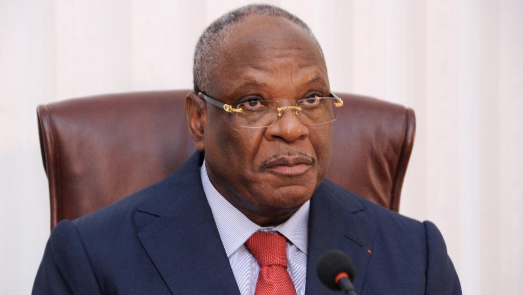 Le Président malien. © Pierre Rene-Worms/RFI