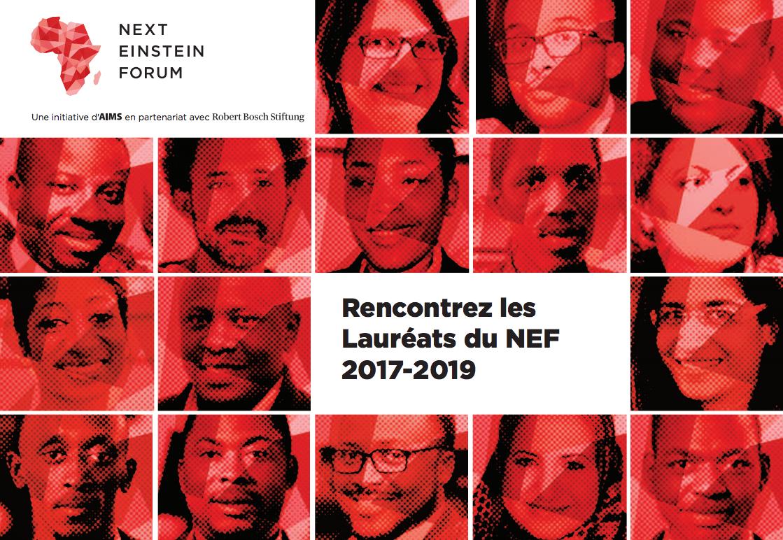 Lauréats 2017-2019 : des scientifiques de pointes pour résoudre les défis mondiaux