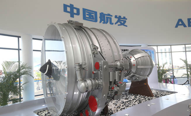 China plans to catch up with advanced aero-engine producers in 20
