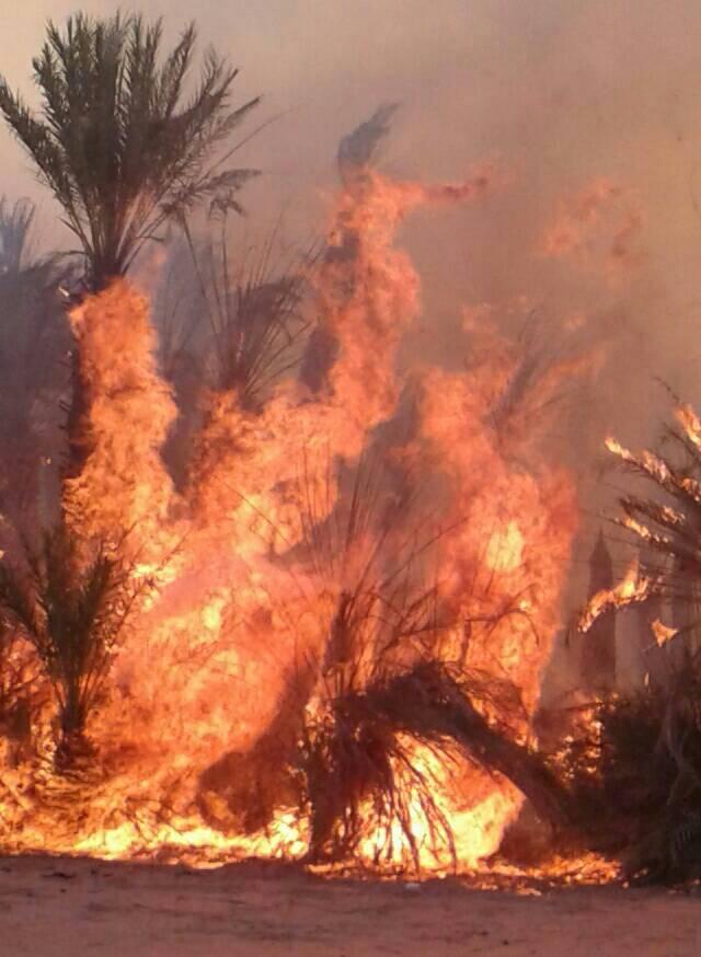 L'incendie, survenu le 9 septembre 2017, laisse la population dans le désarroi.