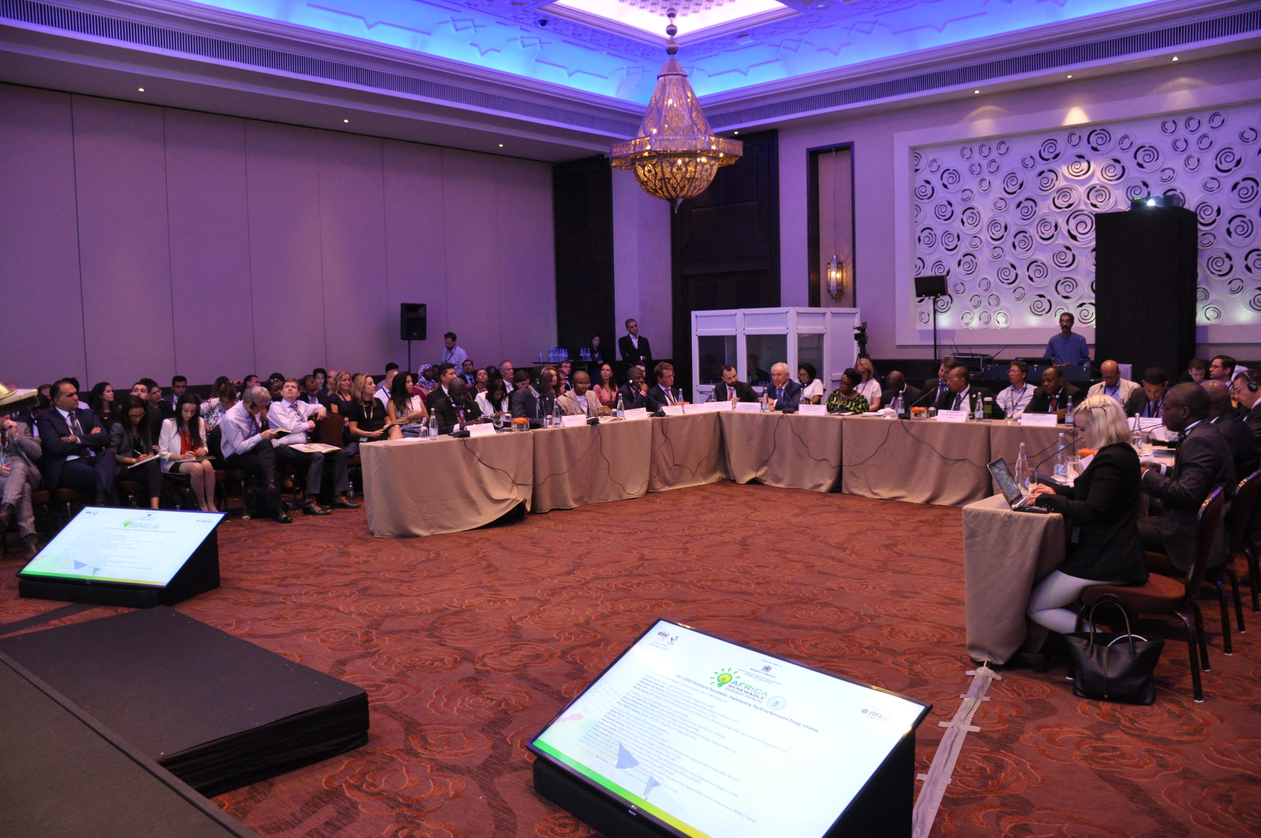 Le ministre marocain de l'Énergie, des Mines et du Développement durable accueillera les dirigeants africains du secteur de l'Énergie à Casablanca au mois de novembre prochain [2] (Source: EnergyNet Ltd)