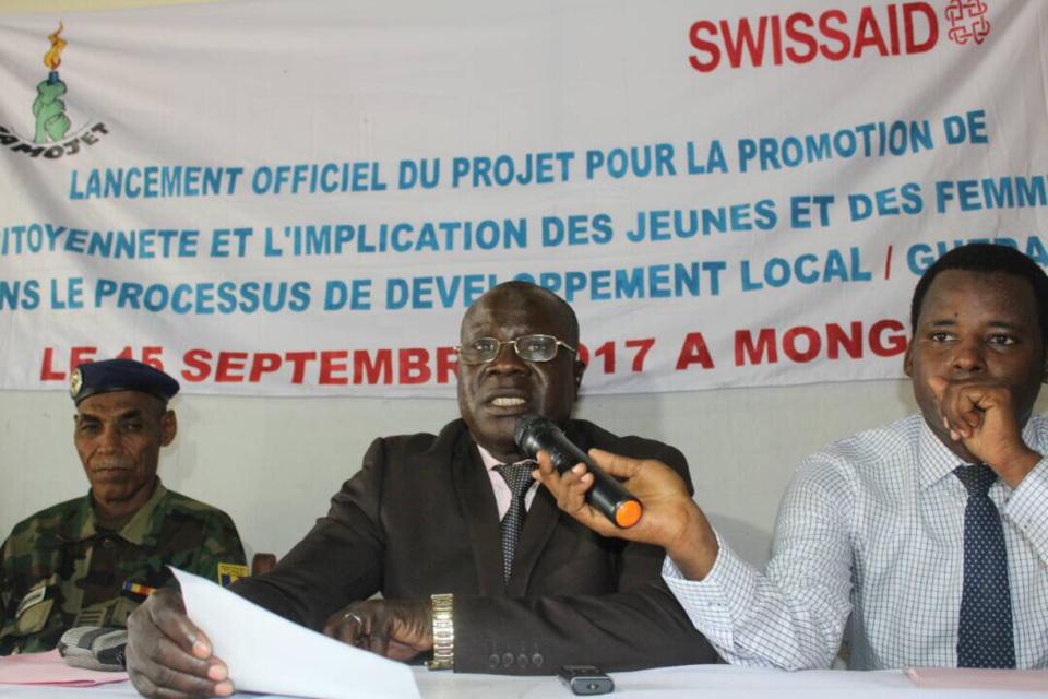 Tchad : Le CAMOJET forme 600 jeunes à la culture de la paix durable et de la citoyenneté