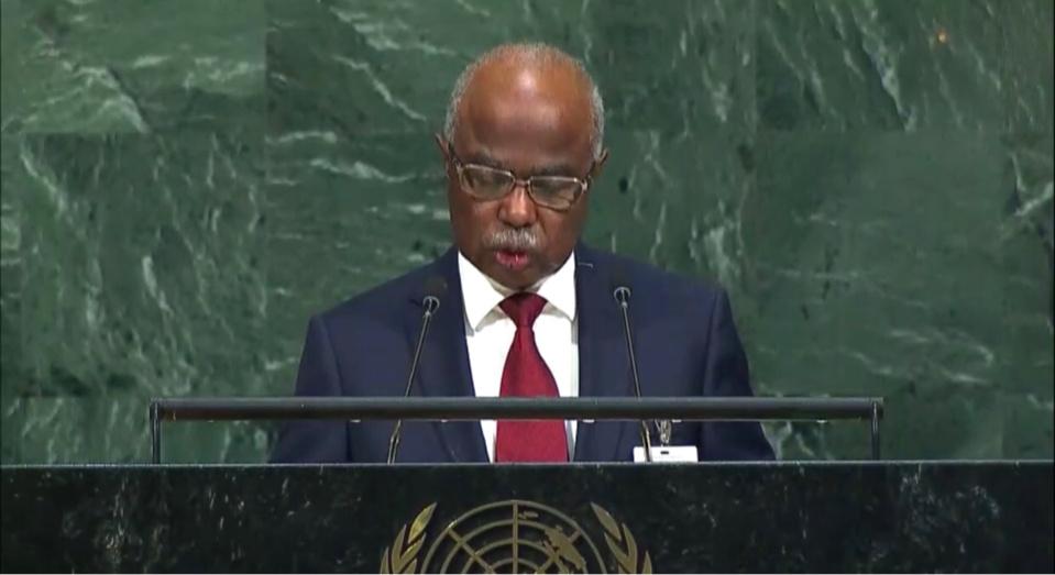 Afrique, Corée du nord, Palestine : Le Tchad s'exprime à la tribune de l'ONU