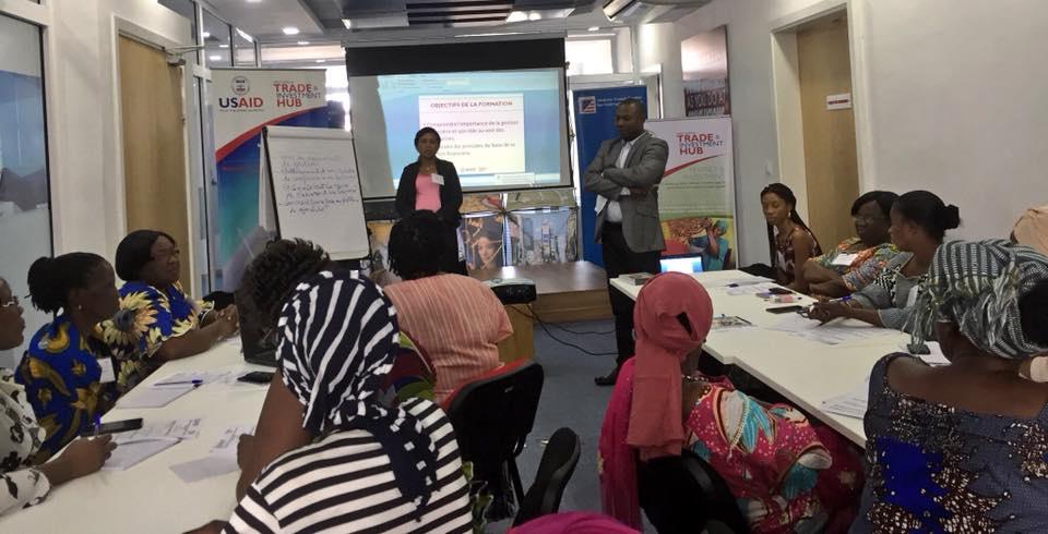 Côte d'Ivoire: Des femmes entrepreneurs formées aux méthodes de gestion financière