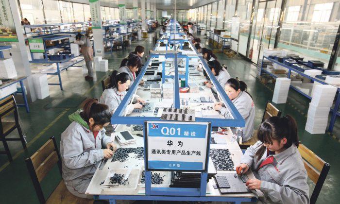 China's economy continues to shine around the world