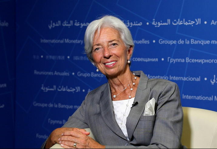 Interview: Next Zuckberg maybe is coming from China: IMF chief