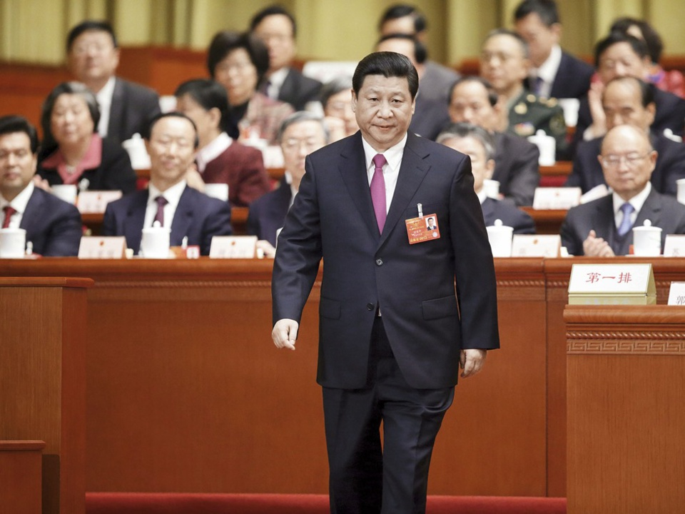 Documentary on Xi's national governing philosophy gets Asia-Pacific exposure