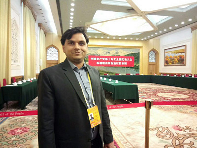 The 19th CPC National Congress in foreign journalists' eyes