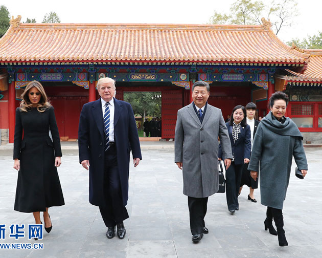China, US presidents to map out future relations