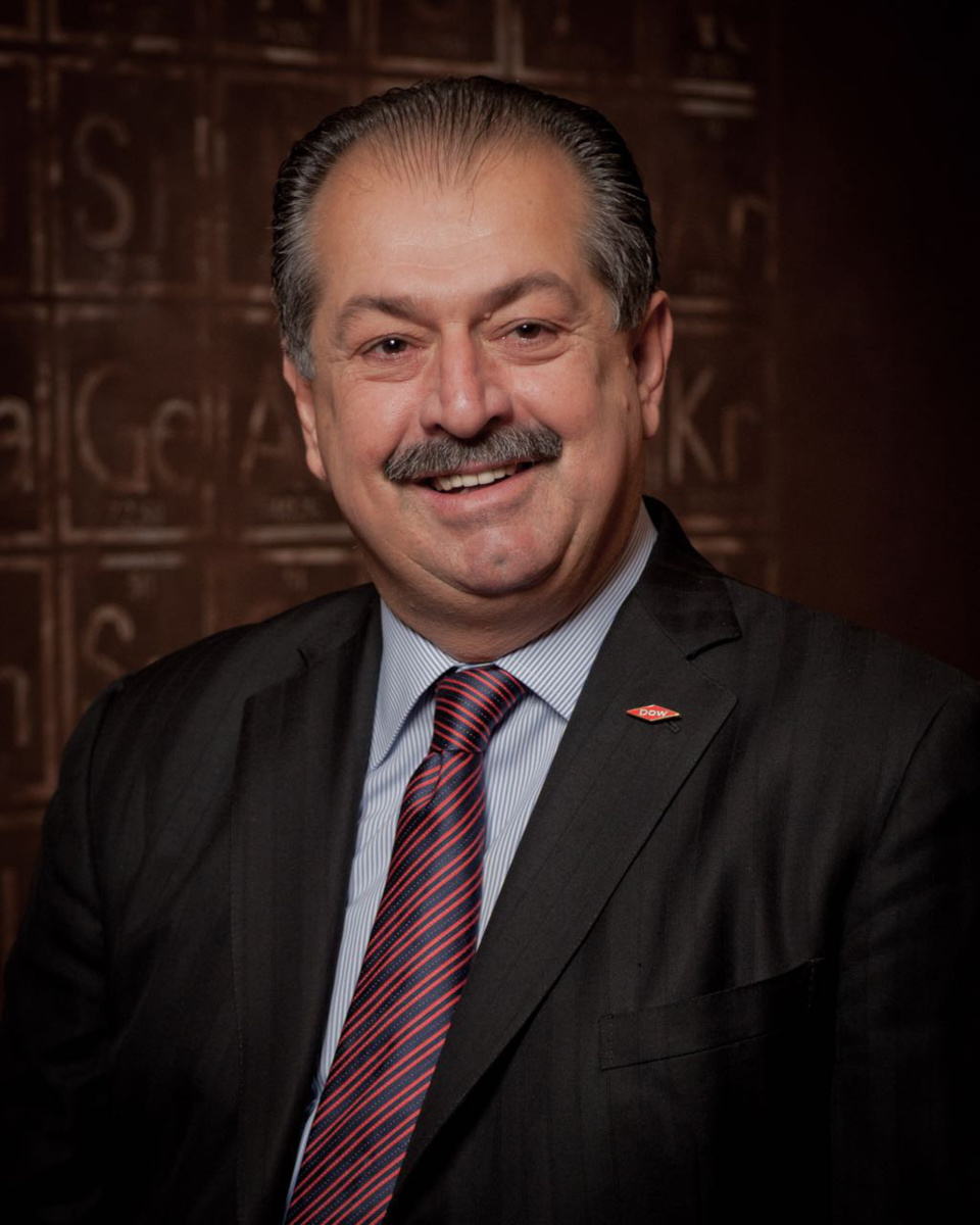 Success for one means an opportunity for the other: Dow Chemical CEO