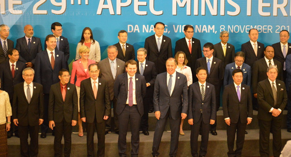 APEC ministers issue Joint Statement after divergent