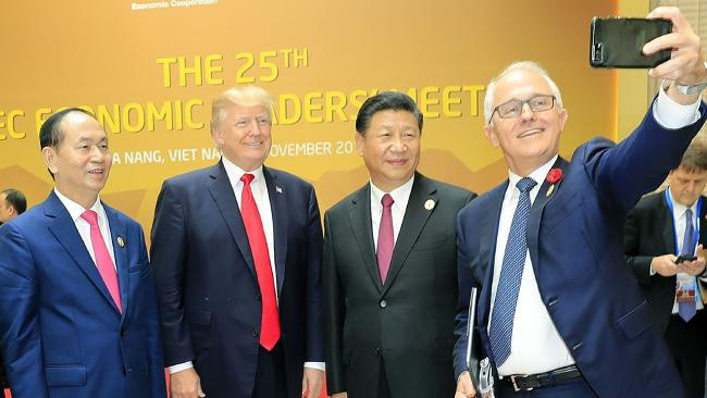 China's  Crucial  Role in  APEC