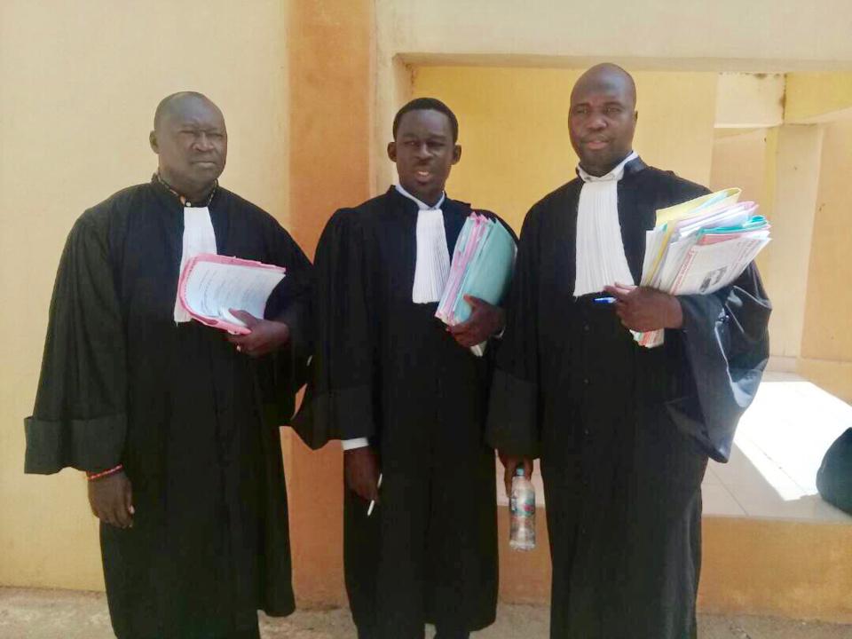 Tchad : La défense d'Allanhdoum Juda satisfaite de la relaxe