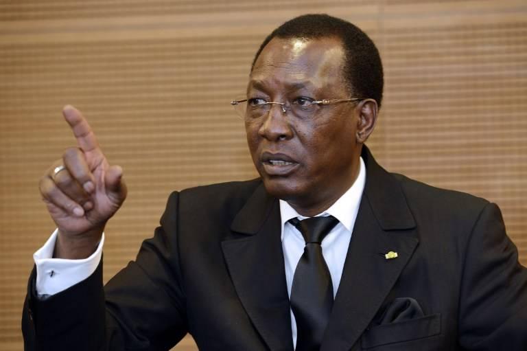 """N'Djamena dément les """"affabulations"""" contre Déby soupçonné par la justice américaine d'avoir reçu des """"pots-de-vin"""""""