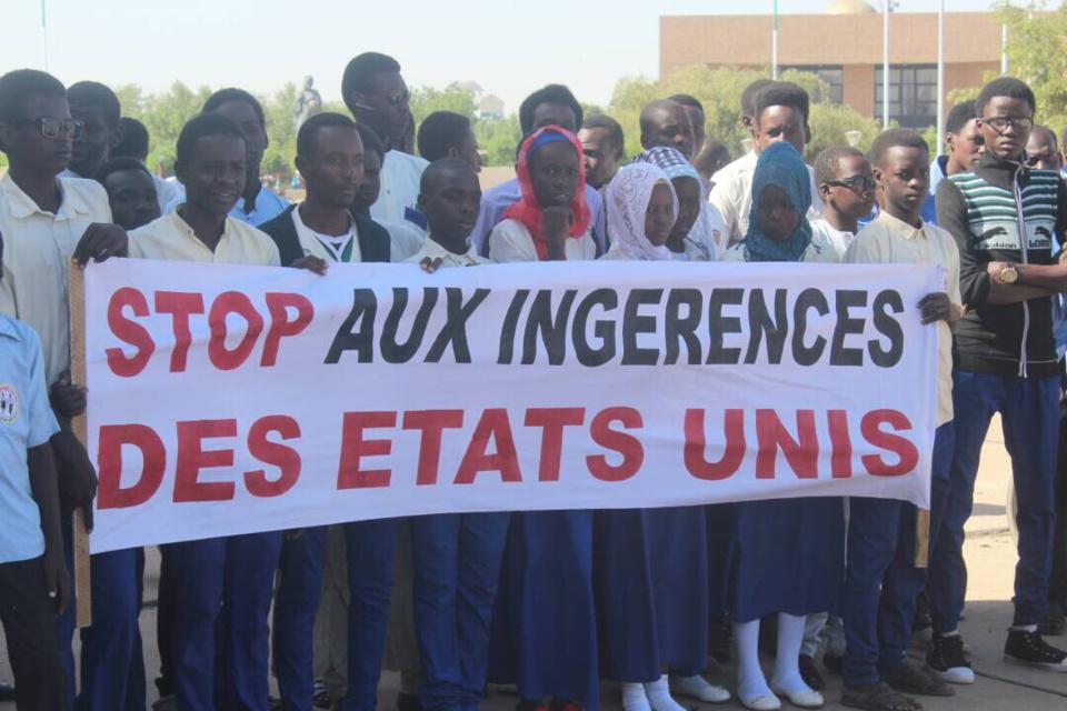 Tchad : Une coalition de la société civile exige une excuse publique des États-Unis