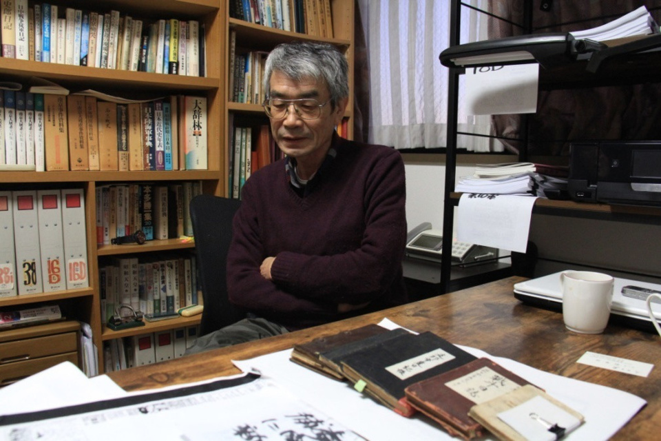 Japanese folk scholar reveals historical facts about Nanjing Massacre