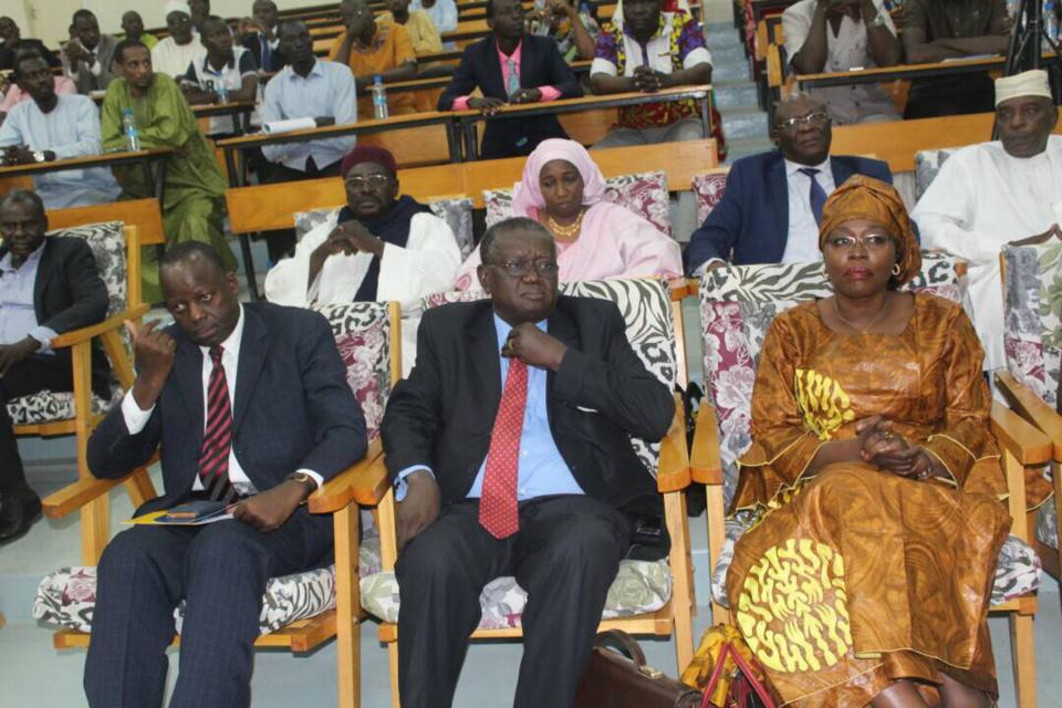 Tchad : remise du prix de l'excellence en journalisme, édition 2017