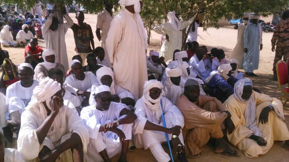 Ouaddaï : des soins ophtalmologiques gratuits