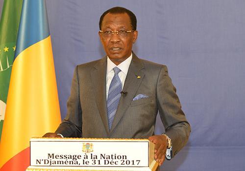 """Tchad : """"ne pas baisser la garde et toujours maintenir l'alerte"""", Idriss Déby"""
