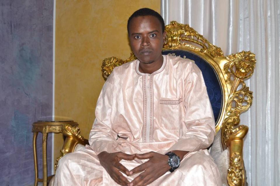 M. Ousman Allatchi Nassour. Alwihda Info