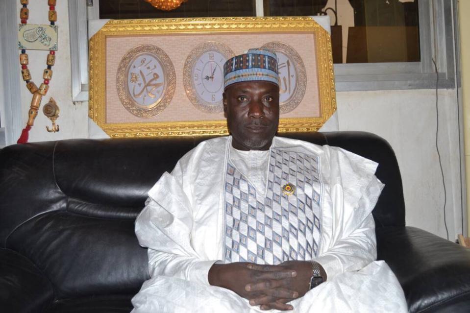 Le député du Mouvement Patriotique du Salut (MPS) à l'Assemblée nationale, Abdoulaye Choua. Alwihda Info