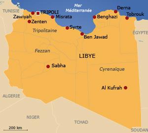 Les dernières nouvelles de la Libye