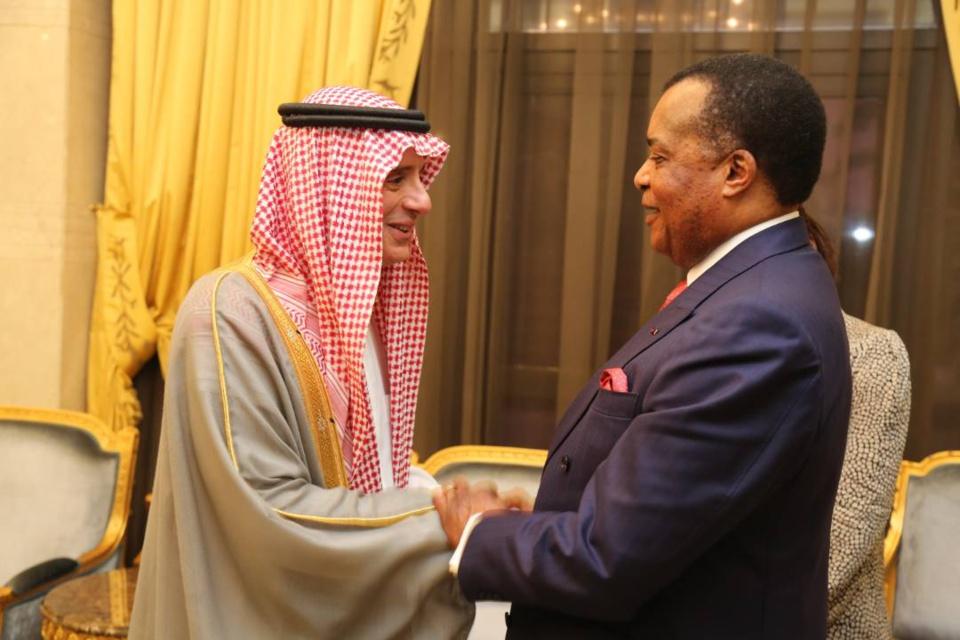 Coopération bilatérale: le Congo et l'Arabie Saoudite déterminés à accroître leurs investissements dans le commerce.
