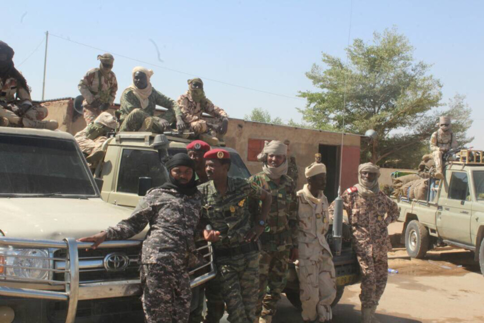 La force d'appui aux régies financières mise en place par le ministère des finances et du budget au Tchad. Alwihda Info