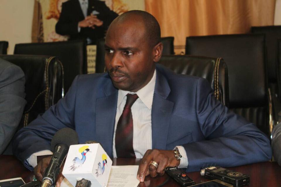 Le directeur général du Ministère des Finances et du Budget, Abdoulaye Bahr Bachar. Alwihda Info