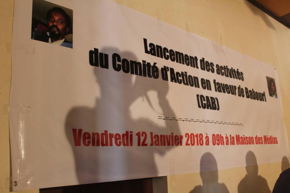 """Mahydine Babouri, une détention qui """"ternit l'image du Tchad"""""""