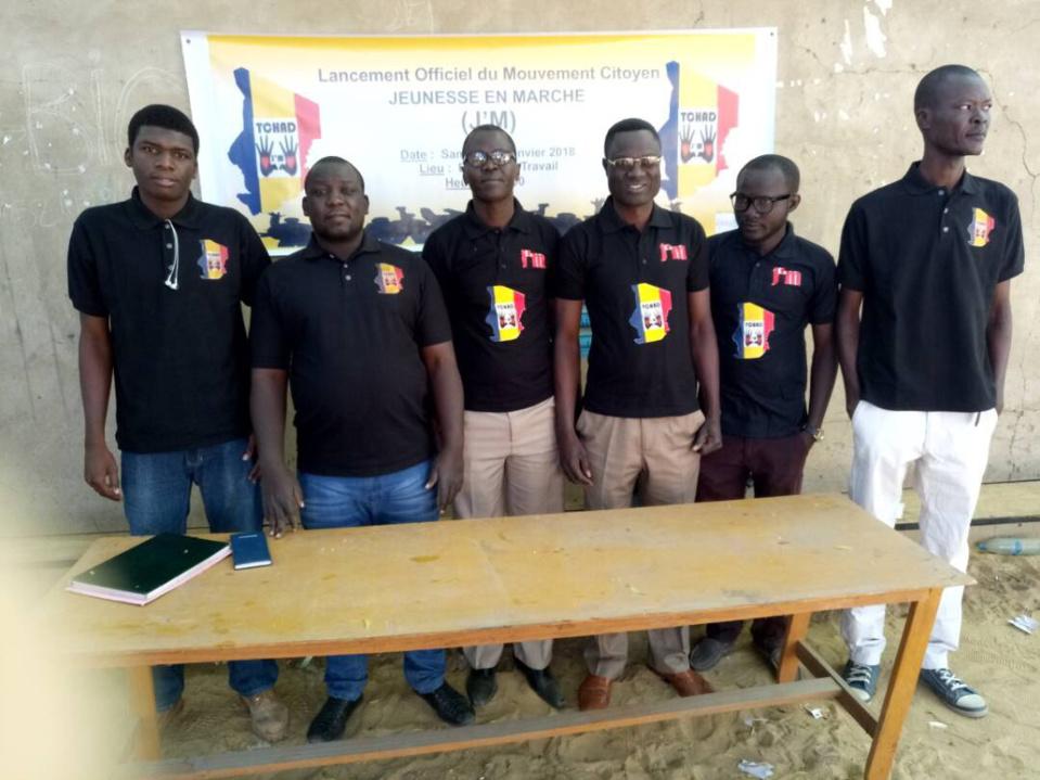 """Tchad : """"endormis par des beaux discours"""", des jeunes lancent un mouvement citoyen. Alwihda Info"""