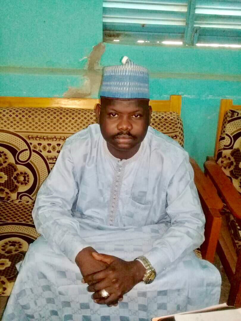 Le secrétaire général de la Confédération Indépendante des Syndicats du Tchad (CIST), Mahamat Nasradine Moussa. Alwihda Info