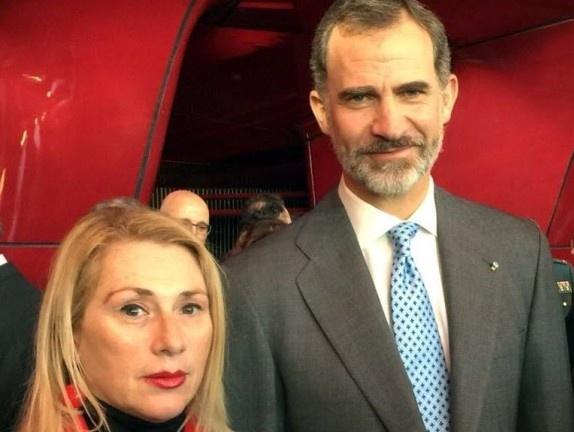 Les terro-polisariens mis au pilori par la Présidente de l'Association Canarienne des Victimes du Terrorisme (ACAVITE)