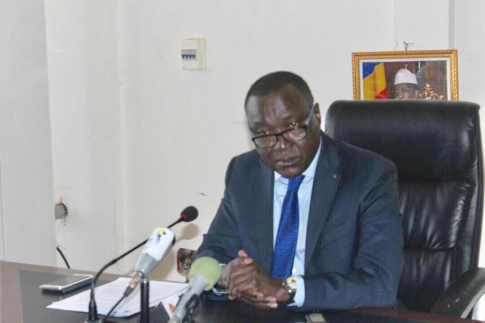 Tchad : le ministre du pétrole Béchir Madet rappelle à l'ordre